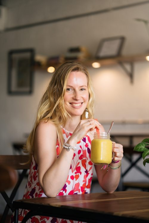 Claire Andreewitch smoothie boosty naturopathe