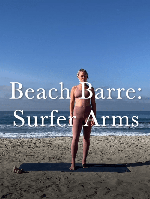 surfer arms california barre
